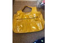 Travel bag hold-all handbag