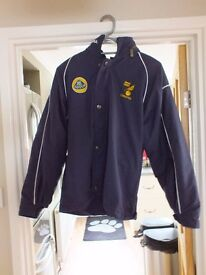 "Norwich City Jacket (WATER PROOF) ""Small"""