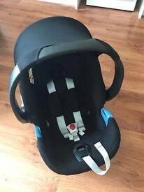 Mamas and papas car seat from new born plus