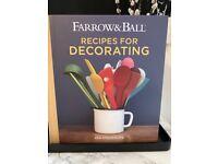 Farrow & Ball Recipes for Decorating