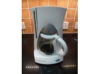 Morphy Richards 47460 Coffee Maker - White