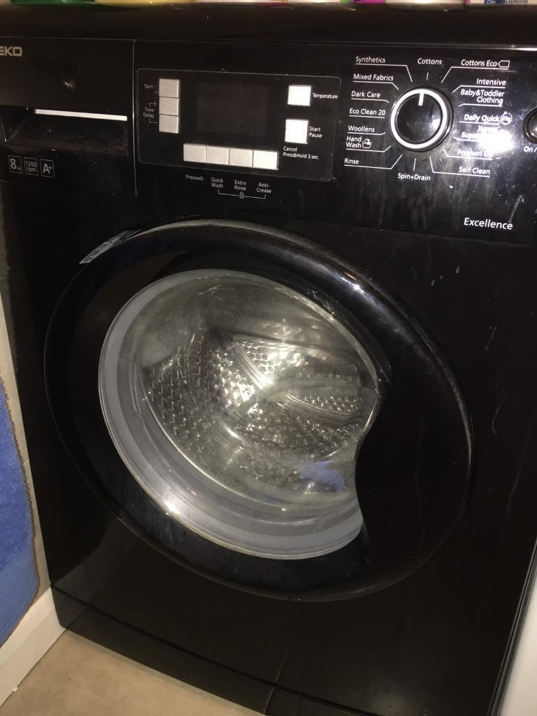 Beko Fridge/Freezer and Washing Machine £200