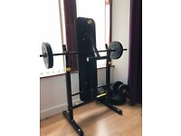 **WEIGHT BENCH & WEIGHTS FOR SALE**
