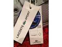 BNWT genuine Lacoste