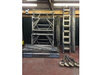 Heavy Duty Aluminium Tower Scaffold