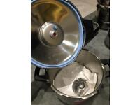 Brand new pressure cooker