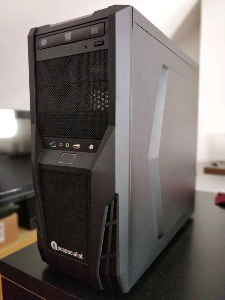 Amd Fx 6300 35ghz Processor Box 6 Core Radeon R9 270x Gaming Pc 22