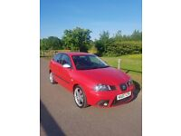 2007 Seat Ibiza FR TDI 130 Turbo diesel 6 speed 12 months mot very nice car