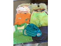 Baby boys clothes bundle 12 to 18 months
