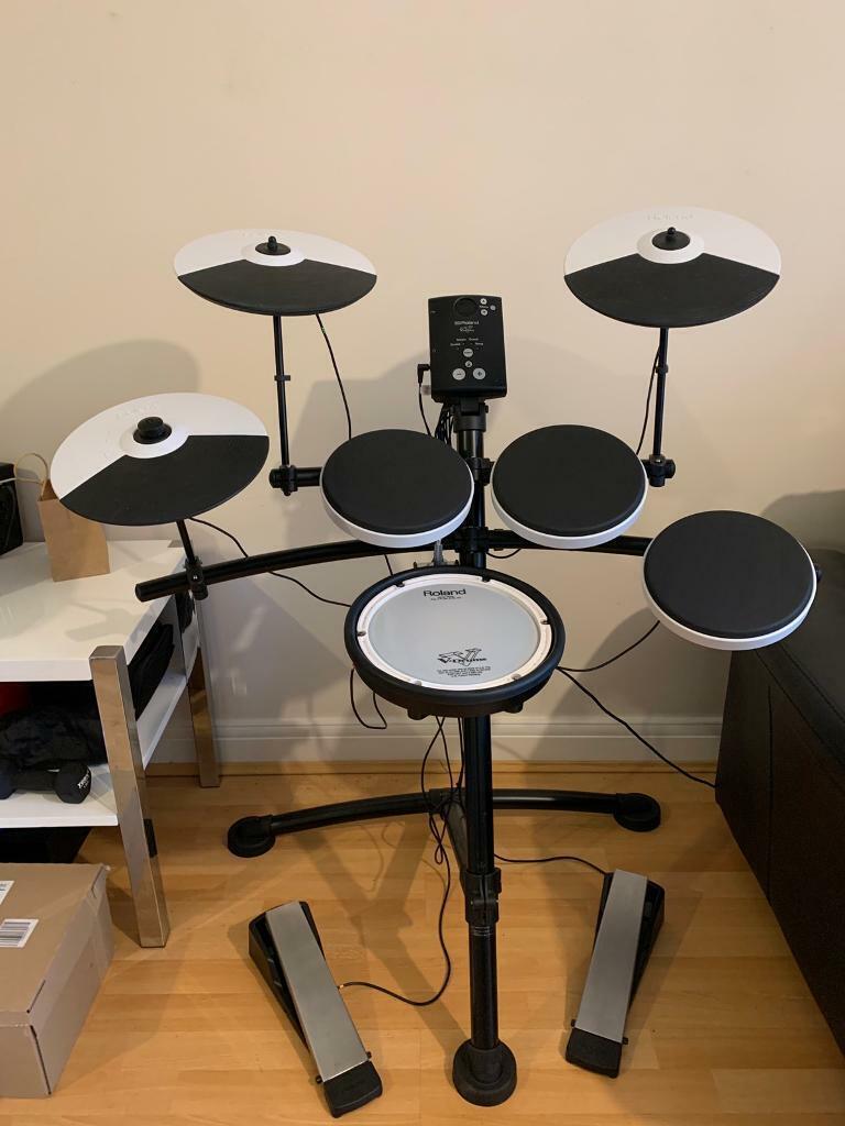 Roland TD-1K Electronic V Drum Kit for sale online | eBay