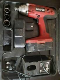Clarke cir220 cordless impact wrench