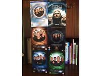 Stargate box sets season 6 to 10