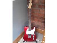 Fender Squier Telecaster Standard Electric Guitar Tele