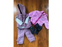 Baby girl clothing bundle 6-12 Months