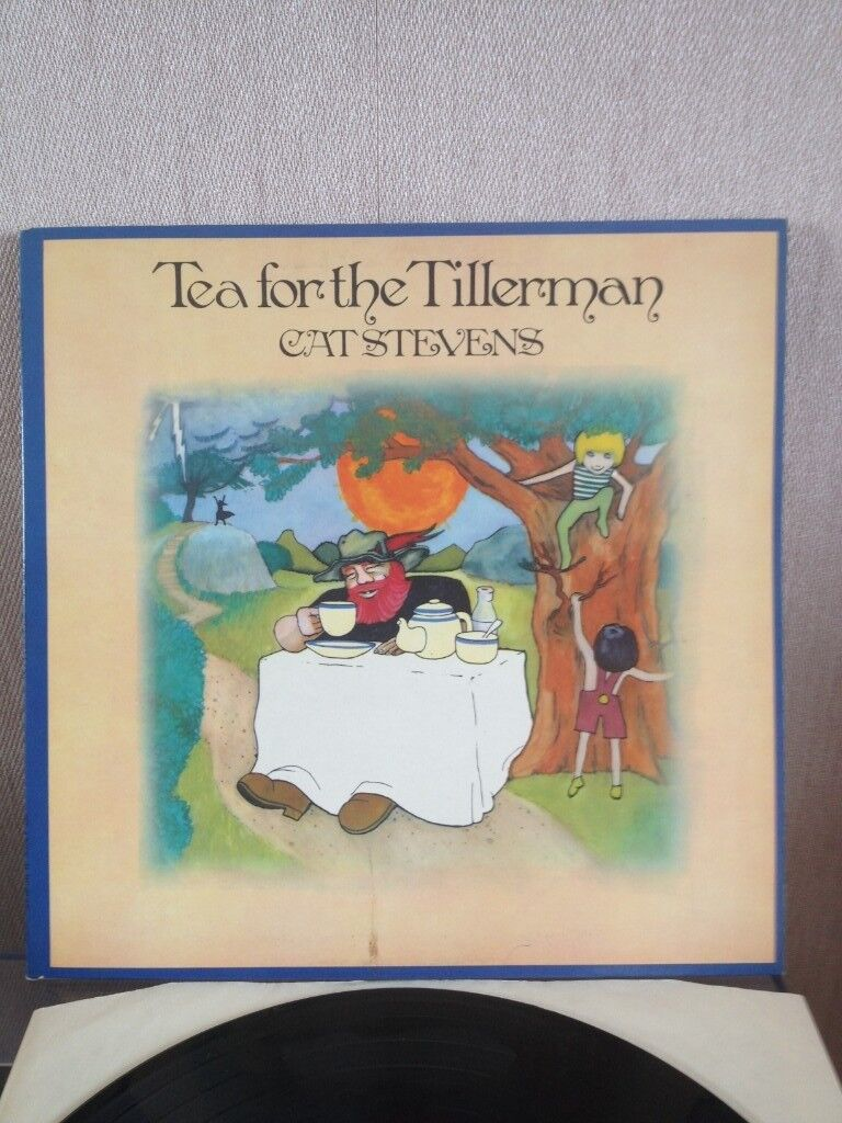 Cat Stevens tea for the Tillerman-Original 1970 LP