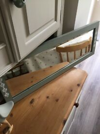 Brock & co Exeter Shabby chic vintage mirror