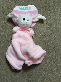 Teddy bear comforter - BRAND NEW