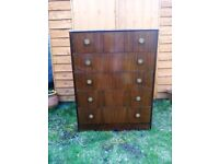 *NOW SOLD* Vintage Chest of Drawers
