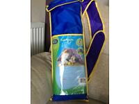 NEW - Chad Valley SUNSHADE tent - Protection for babies/toddlers