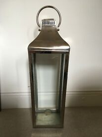 Very large storm lantern for sale