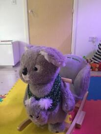 Rocking koala! 12mths + perfect condition
