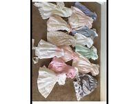 0-9 months girls Massive romany Spanish bundle car seat covers juicy, Ralph Lauren £1000's worth