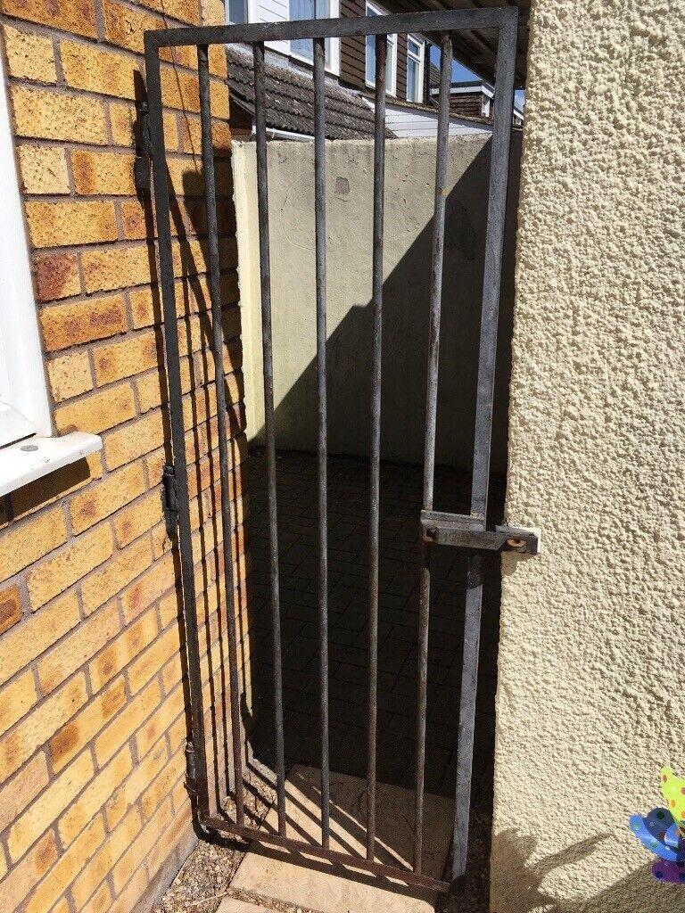 Gate Draper Metal Garden gate side gate   in Withywood, Bristol   Gumtree