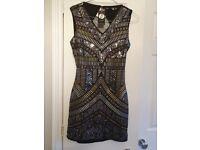 BNWT Boohoo sequin dress