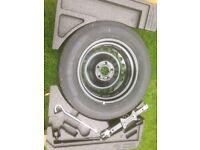 Nissan Qashqai runner wheel kit-brand new never used