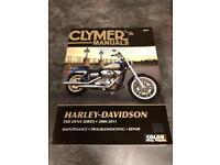 Clymer Workshop Manual Harley Davidson Dyna 2006-2011