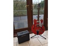 Gretsch Guitar & Amp