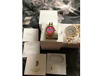 Brand new Micheal kors acess Sofie watch