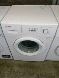 Bosch 6kg Washing Machine, FREE LOCAL DELIVERY AND INSTALL