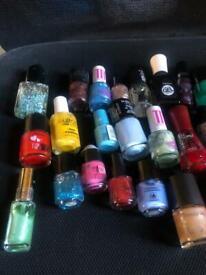 Job lot of nail polish 30 in total