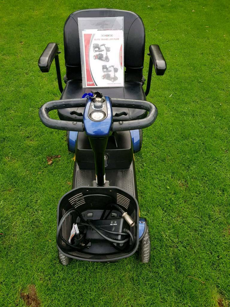Mobility scooter 3mth warranty