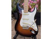 Fender Classic Player 50's Stratocaster guitar Custom Shop designed