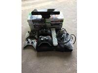 Microsoft Xbox 360 Slim 4gb, Kinect & 26 Games Bundle