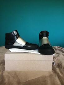 Men's jimmy choo Archie strap shoes.
