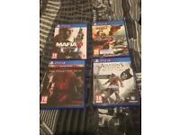 PlayStation 4 games