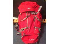 *Brand New* Trespass 66L Hiking Rucksack - unwanted gift