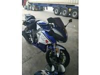 WK 125cc sport ss