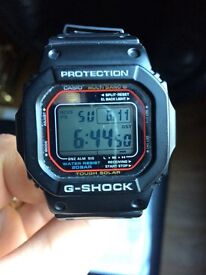 Casio g shock m5610