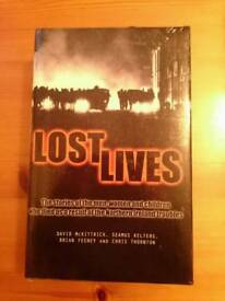 Lost Lives by David Mckitterick
