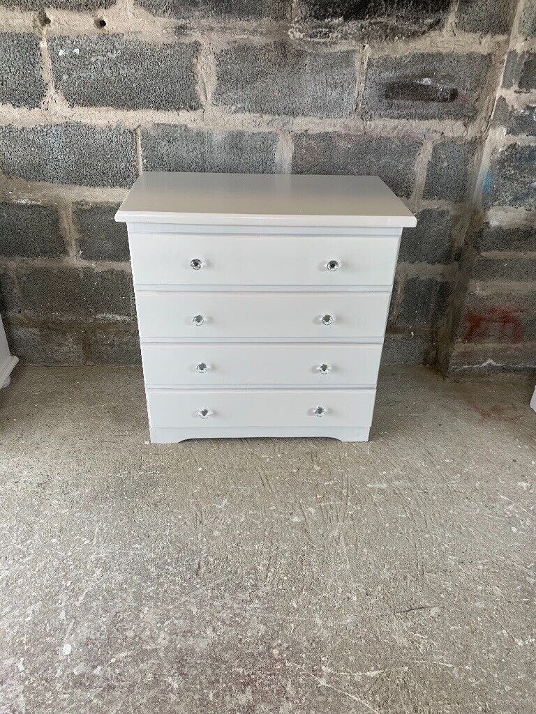 Thick Solid Wood Chest Drawers For Sale In County Antrim Gumtree