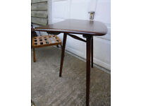 ERCOL Dining Table Extension - DEnd - blue label