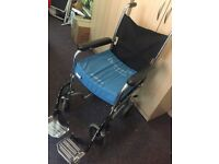 Wheelchair + Extra Comfy Cushion suitable for Wheelchair for SALE - VERY DECENT PRICE