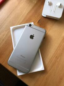 iphone 6, 128gb, unlocked to any network