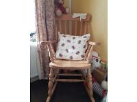 Vintage/Nursery Classic Rocking Chair