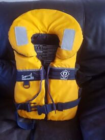 Crewsaver Spiral Foam Lifejacket junior