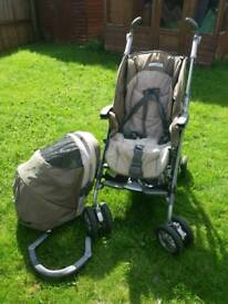 Mamas and Papas P3 Pramette Pushchair